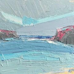 Annabel Menheneott, Lulworth, Original  Painting, Contemporary Art, Art Online