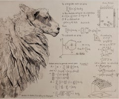 Will Taylor, Sheep Field Theory, Animal Art, Affordable Art, Art Online