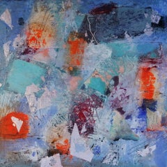 Mary Scott, All The Ancient Rocks I Ever Met (I), Abstract Art, Affordable Art