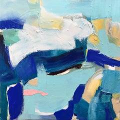 Victoria Harrison, Beachy Head, Affordable Art, Contemporary Art, Seascape Art