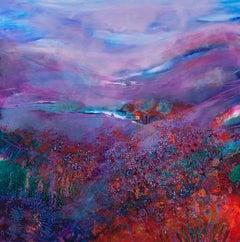Jan Gardener, Contemplation, Earth to Heaven, Contemporary Art, Art Online