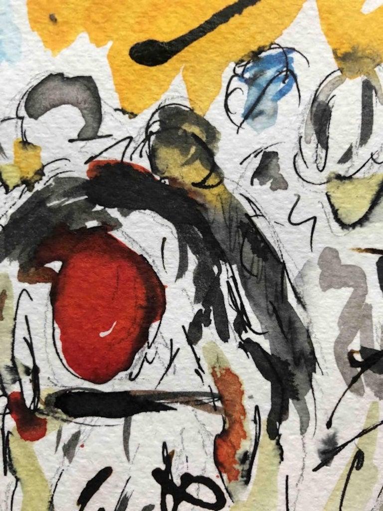 Garth Bayley, Tour de France Stage Eleven 2020, Bicycle Racing Art, Art Online For Sale 2