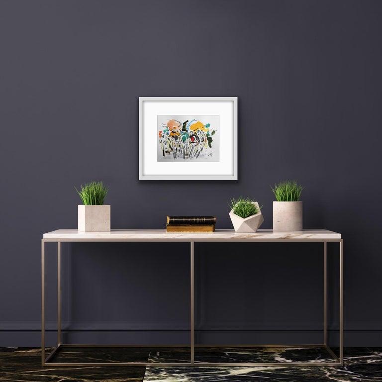 Garth Bayley, Tour de France Stage Eleven 2020, Bicycle Racing Art, Art Online For Sale 5