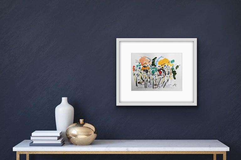 Garth Bayley, Tour de France Stage Eleven 2020, Bicycle Racing Art, Art Online For Sale 6