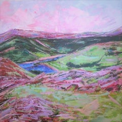 Charmaine Chaudry, Lake District, Contemporary Landscape Art, Affordable Art