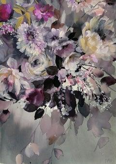 Naturalistic Drawings and Watercolor Paintings