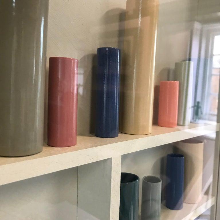 Multicoloured Slipcast Porcelain  73 x 73 x7 cm  Emma Bell said :