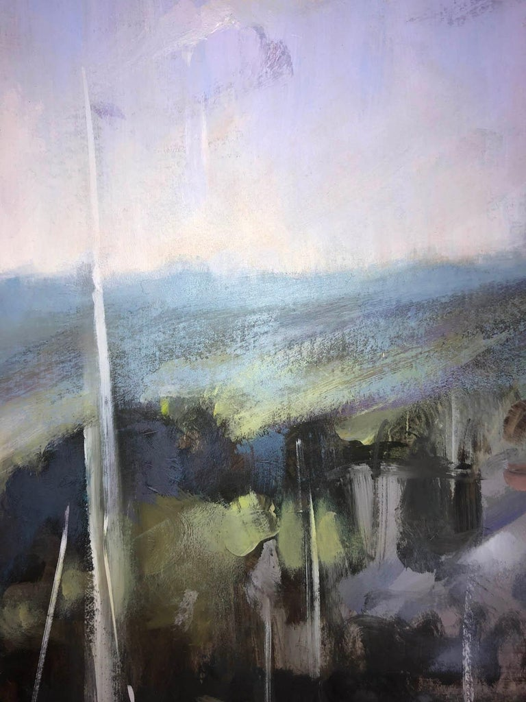 Dartmouth Harbour, Trevor Waugh, Devon Art, River Dart, Original Oil Painting For Sale 9