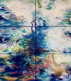 Roberta Tetzner, Water Opera, abstract art for sale, sea painting