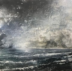 The Tide, James Bonstow, seascape painting for sale , contemporary art