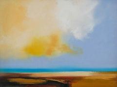 Sophie Berger, Constantine Bay, Original Seascape Painting, Summer Paintings