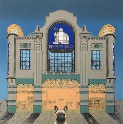 Mychael Barratt, Wes Anderson's Dog, Michelin Building, Affordable Art