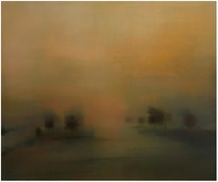 Richard Whadcock, Early Light, Bright Art, Contemporary Drawings, Realist Art