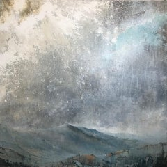 Return of the Clouds, James Bonstow, Contemporary Original Seascape Painting