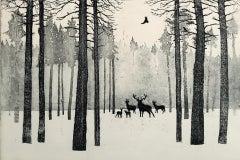 Paper Animal Prints