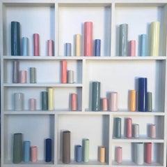 Emma Bell, Multi coloured I, Contemporary Art