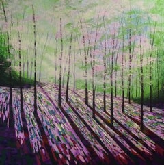 Amanda Horvath, The Transience of Spring, Buy Original Art Online