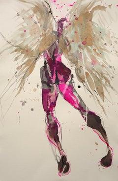 Emma de Polnay, Gazardiel I, Figurative Art, Contemporary Art, Affordable Art