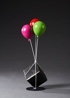 Cube & Balloons