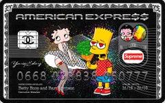 """American Express"""