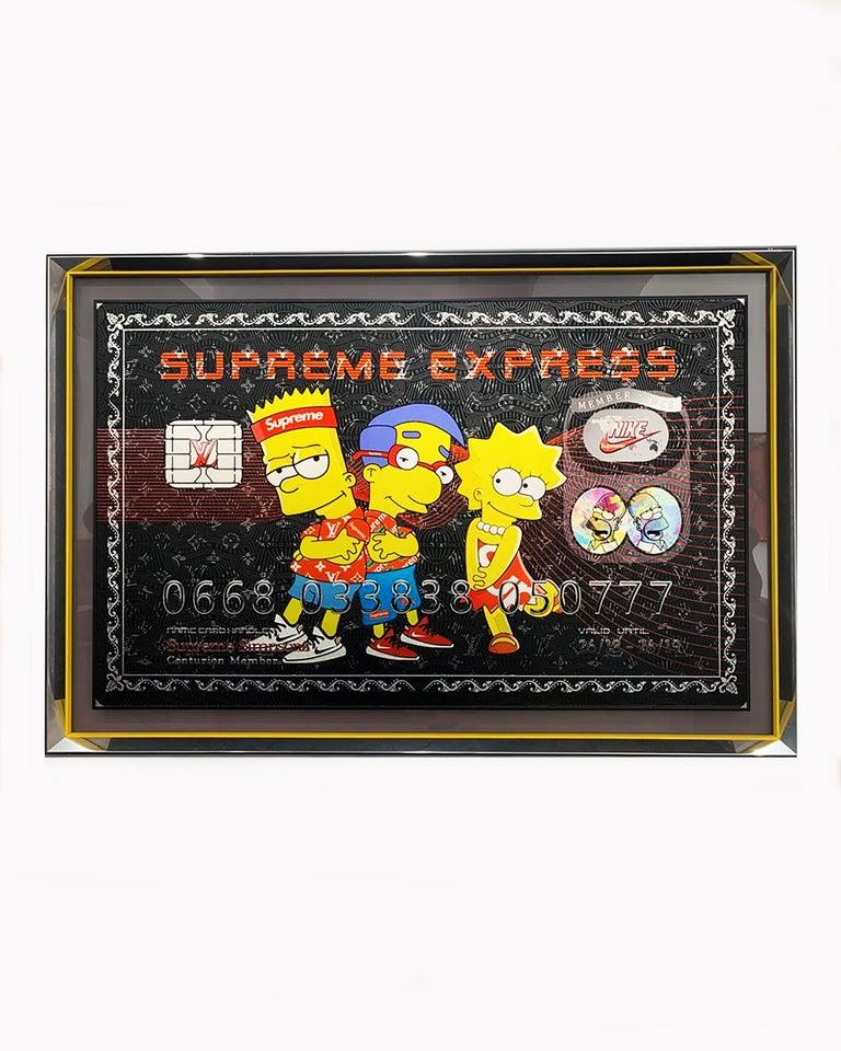 SUPREME AMEX For Sale 2