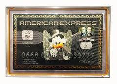 "Legendary ""American Express"" by Edery, Pop Art"