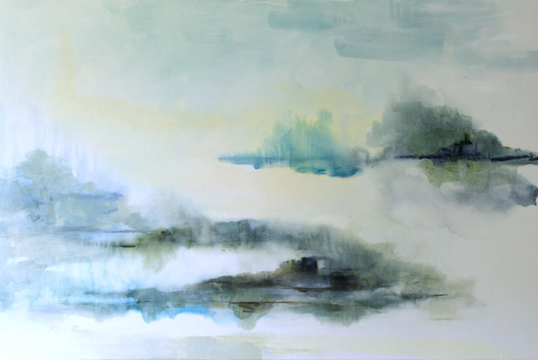 Jennifer Austin Jennings, a native of Dayton, Ohio has been an exhibiting artist and art educator for more than 25 years. Her close connection with nature provides inspiration for scenic and abstract compositions full of life and movement.