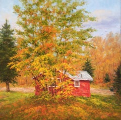 Autumn Time, Red Cabin