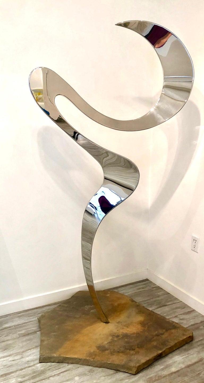 Ryan T. Schmidt Abstract Sculpture - Resurrection 2