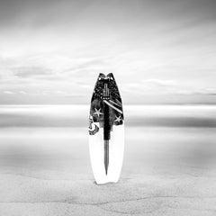 Surfboard at White Sands - Framed - Ltd Ed of 10
