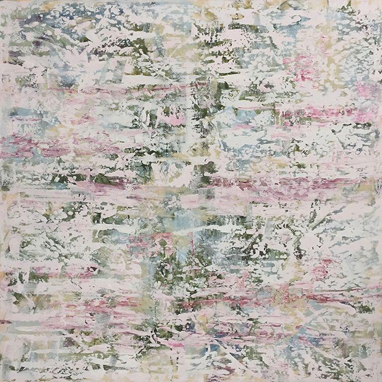 David Skillicorn Abstract Painting - Harmonia