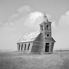 #68 - Church - Framed