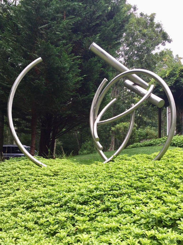 Ed Haugevik Abstract Sculpture - Artemis