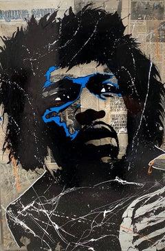 Jimi Hendrix- Icon