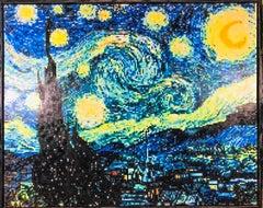 Starry Night - Original Lego Creation
