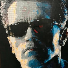 The Terminator - Original Lego Work of Art