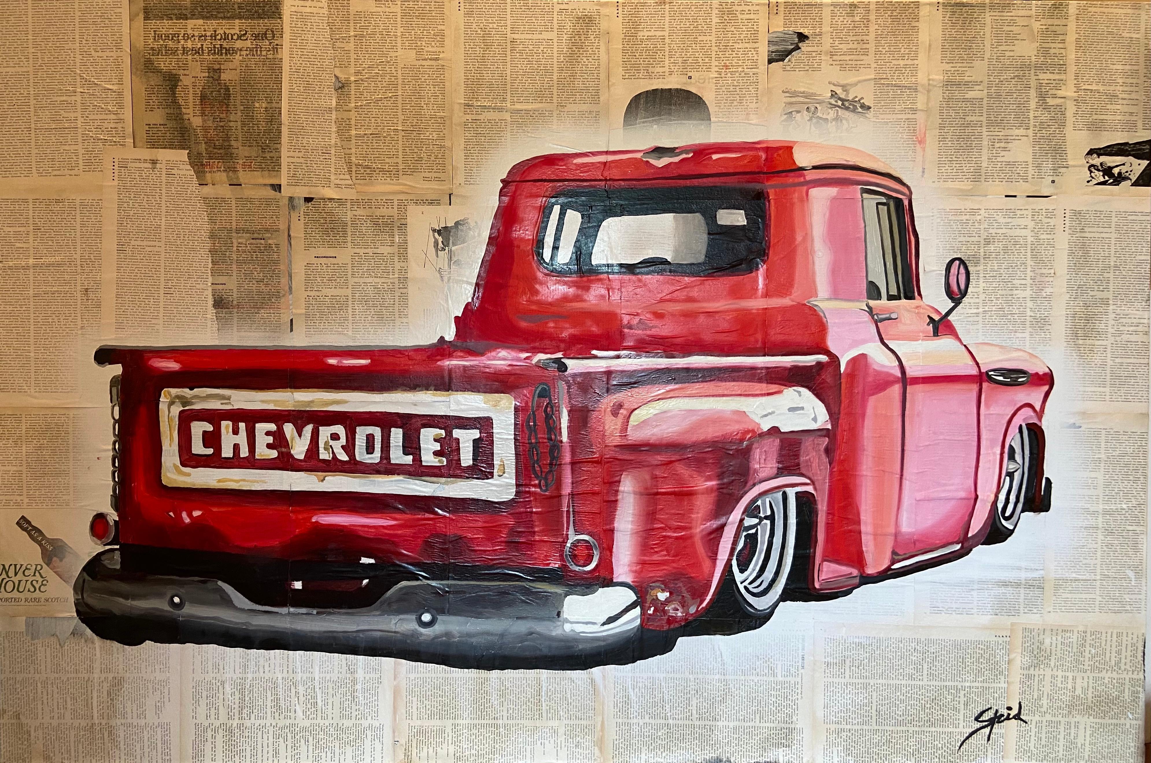 67 Chevy Playboy