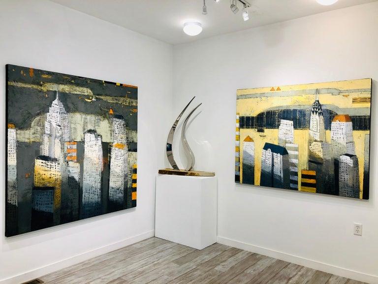Ryan T. Schmidt Abstract Sculpture - Tango
