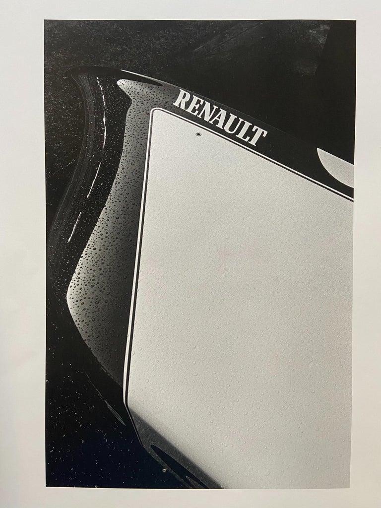 Renault Formula 1 Grand Prix Portfolio - Jeanloup Sieff For Sale 3