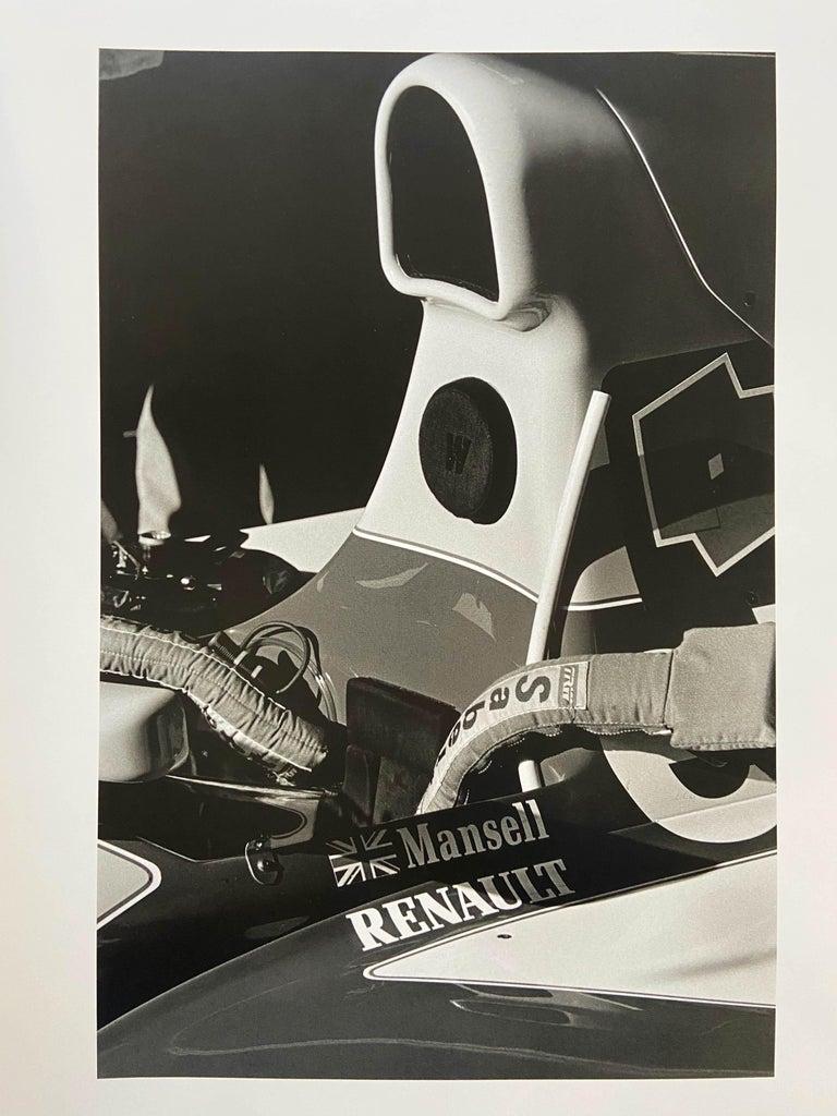 Renault Formula 1 Grand Prix Portfolio - Jeanloup Sieff For Sale 4