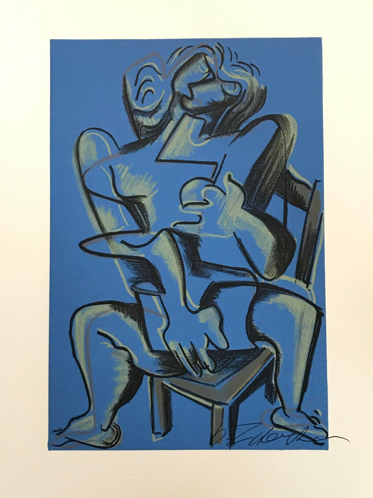 The Labours of Hercules - Art by Ossip Zadkine