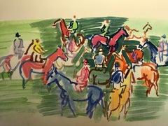 Raoul Dufy Paddock