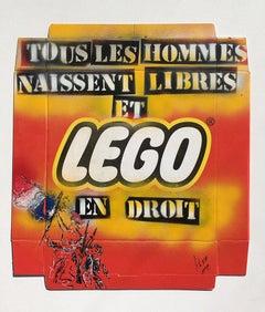 """Christophe Stouvenel """"TOUS LEGO""""2019"""