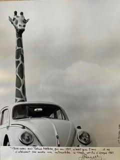 "Jean-Pierre Ronzel Mythical ""original Volkswagen beetle print"""