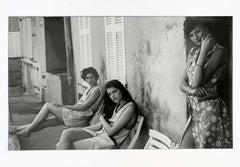 """Alain Daussin """"Trois filles Saint Tropez"""""""