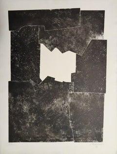 Sakon - 1960s - Eduardo Chillida - Lithograph - Contemporary