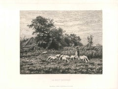 Barbizon School Landscape Prints