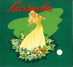 Lacrimella - Original Illustrate tale by Italo Orsi - 1930s