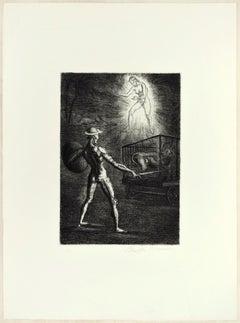 Original Print - Original Etching and Aquatint y M. Tommasi - 1970s