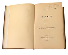 Views of Rome - Collections of Vies of Rome by Bartolomeo Pinelli - 1834
